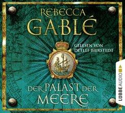 Der Palast der Meere, 12 Audio-CDs