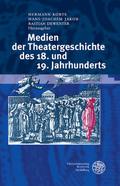 Medien der Theatergeschichte des 18. und 19. Jahrhunderts