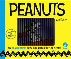 Peanuts by Schulz - Ein Scanimation-Buch