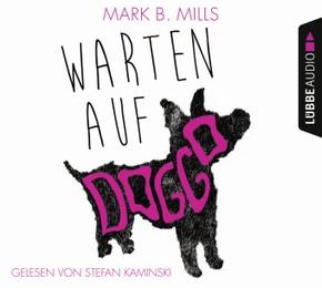 Warten auf Doggo, 4 Audio-CDs
