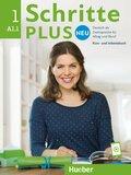 Schritte plus Neu - Deutsch als Fremdsprache / Deutsch als Zweitsprache: Kurs- und Arbeitsbuch, m. Audio-CD zum Arbeitsbuch; Bd.1