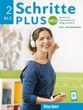 Schritte plus Neu - Deutsch als Fremdsprache / Deutsch als Zweitsprache: Kurs- und Arbeitsbuch, m. Audio-CD zum Arbeitsbuch; Bd.2