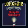 John Sinclair - Shimadas Mordaugen, Audio-CD