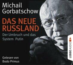 Das neue Russland, 6 Audio-CDs