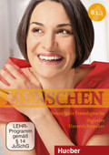 Menschen - Deutsch als Fremdsprache: Digitales Unterrichtspaket, CD-ROM; .B1/1