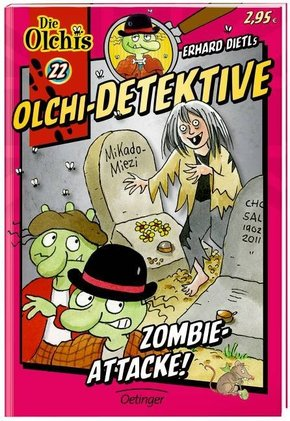 Olchi-Detektive - Zombie-Attacke!