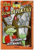 Olchi-Detektive - Aufruhr im Affenhaus