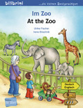 Im Zoo, Deutsch-Englisch - At the Zoo