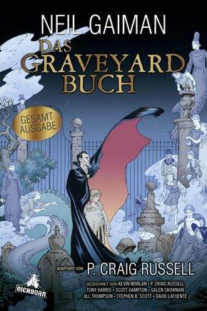 Das Graveyard-Buch - Gesamtausgabe