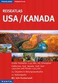 KUNTH Reiseatlas USA/Kanada 1:4,5 Mio.