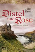 Distel und Rose