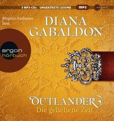 Outlander - Die geliehene Zeit, 4 MP3-CDs