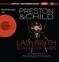 Labyrinth - Elixier des Todes, 2 MP3-CDs