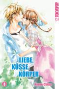 Liebe, Küsse, Körper - Bd.3