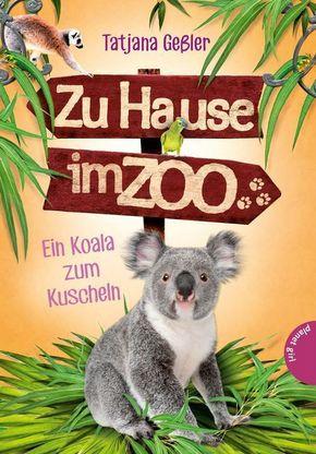 Zu Hause im Zoo - Koala zum Kuscheln