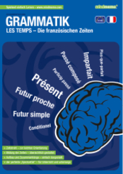 mindmemo Lernfolder - Grammatik - Les temps - Die französischen Zeiten