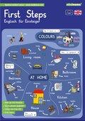 mindmemo Lernfolder - First Steps - Englisch für Einsteiger - Vokabeln lernen mit Bildern