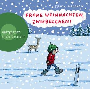 Frohe Weihnachten, Zwiebelchen, 2 Audio-CDs