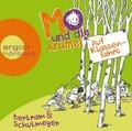 Mo und die Krümel - Auf Klassenfahrt, 2 Audio-CDs
