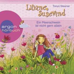 Liliane Susewind - Ein Meerschwein ist nicht gern allein, 1 Audio-CD