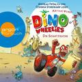 Dino Wheelies - Die Schatzsuche, Audio-CD