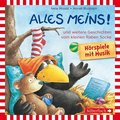 Alles meins!, 1 Audio-CD