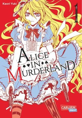 Alice in Murderland - Bd.1