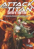 Attack on Titan - Before the Fall - Bd.3