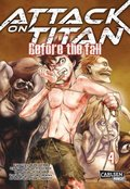 Attack on Titan - Before the Fall - Bd.4