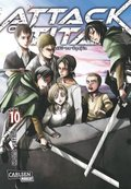 Attack on Titan - Bd.10