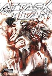 Attack on Titan - Bd.11