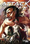 Attack on Titan - Bd.12