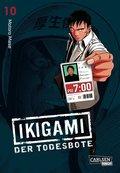 Ikigami - Der Todesbote - Bd.10