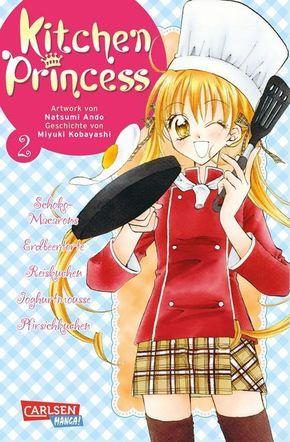 Kitchen Princess - Bd.2