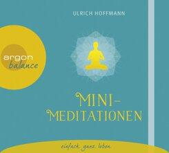 Mini-Meditationen, 1 Audio-CD