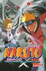 Naruto - The Movie: Die Legende des Steins Gelel - Bd.2