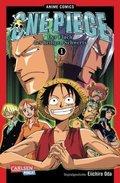 One Piece: Fluch des heiligen Schwerts - Bd.1