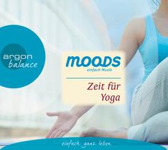 Zeit für Yoga, 1 Audio-CD