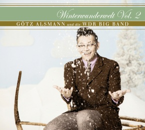 Winterwunderwelt, 1 Audio-CD - Vol.2