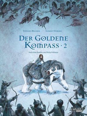 Der goldene Kompass - Bd.2