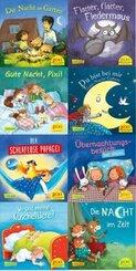 Pixi Bücher: Pixi-Buch Serie 233 (Pixi wünscht Gute Nacht); Serie.233 (64 Expl. (8 Titel))