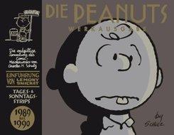 Die Peanuts Werkausgabe - 1989-1990