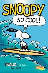 Peanuts für Kids, Snoopy - So cool!; Buch XXXV