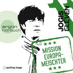 Jogis Eleven, 1 Audio-CD