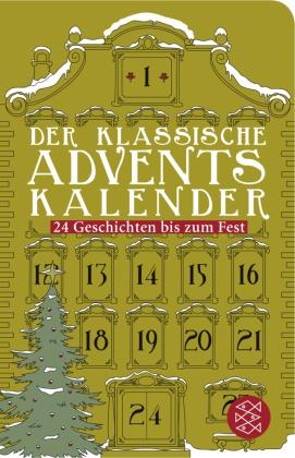 Der klassische Adventskalender (Fischer Taschenbibliothek)