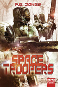 Space Troopers (Sechs Romane in einem Band)