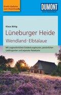 DuMont Reise-Taschenbuch Reiseführer Lüneburger Heide, Wendland, Elbtalaue