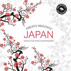 Kreativ meditativ Japan