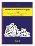 Konsonantenhäufungen - Tl.2