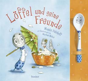 Löffel und seine Freunde, m. Löffel